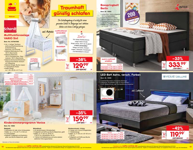 Netto Marken-Discount Prospekt vom 01.10.2019, Seite 9
