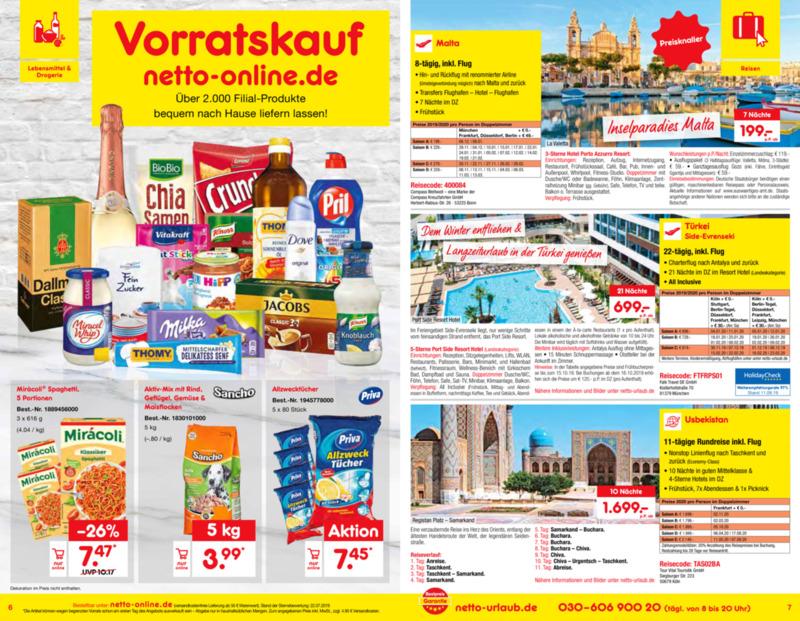 Netto Marken-Discount Prospekt vom 01.10.2019, Seite 3