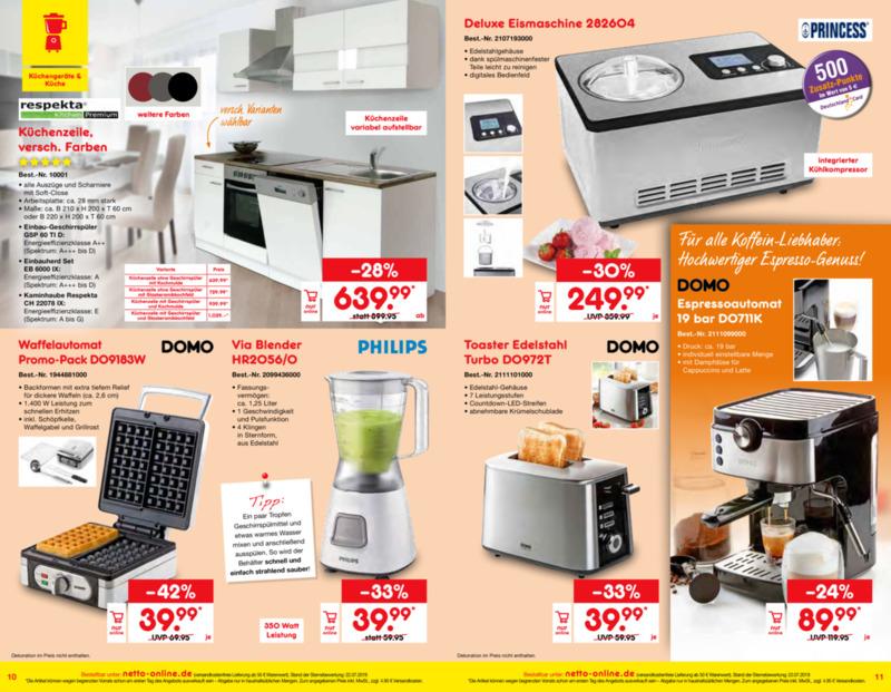 Netto Marken-Discount Prospekt vom 01.10.2019, Seite 5