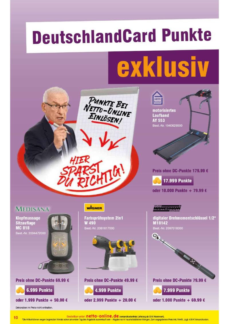 Netto Marken-Discount Prospekt vom 01.02.2020, Seite 9
