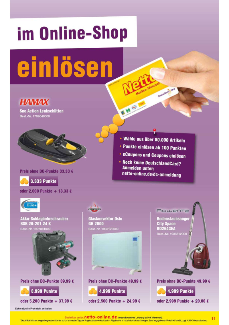 Netto Marken-Discount Prospekt vom 01.02.2020, Seite 10