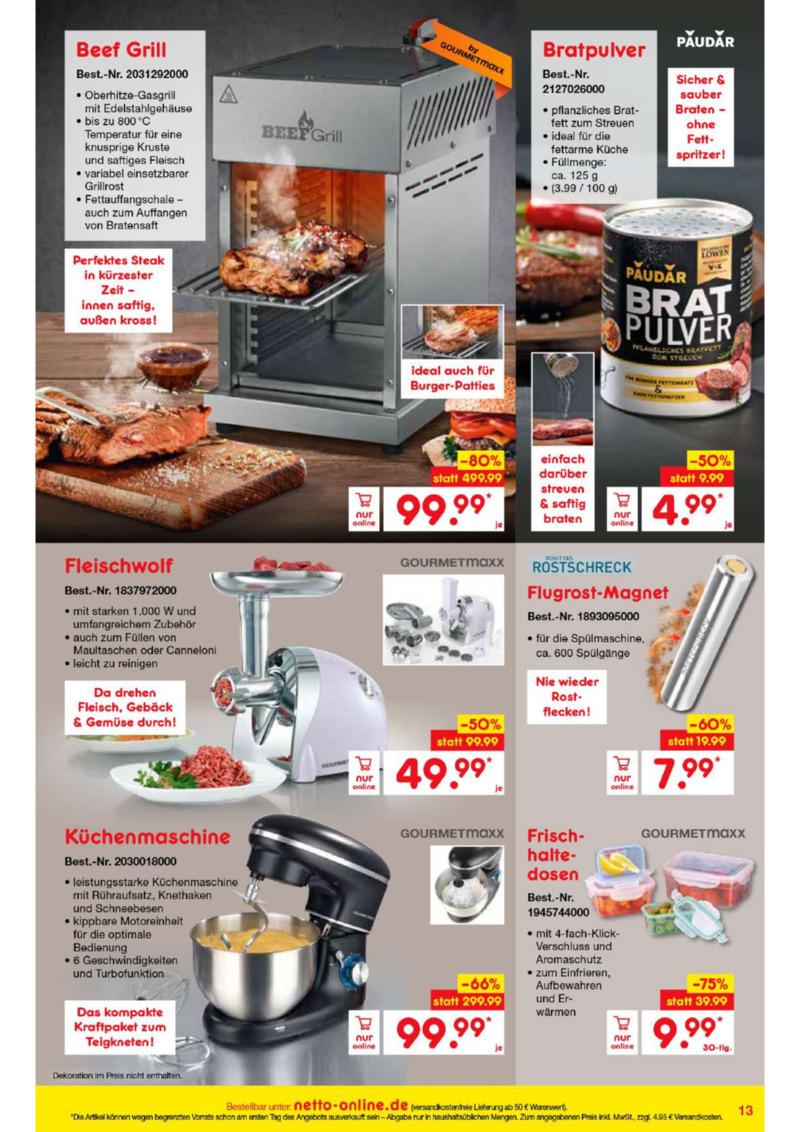 Netto Marken-Discount Prospekt vom 01.02.2020, Seite 12