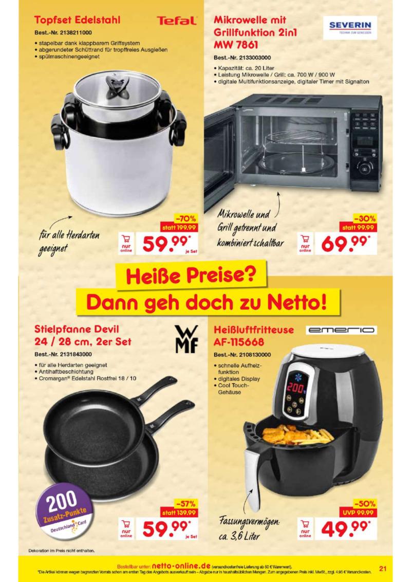 Netto Marken-Discount Prospekt vom 01.02.2020, Seite 20