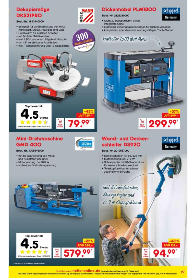 Netto Marken-Discount Prospekt vom 01.02.2020, Seite 26