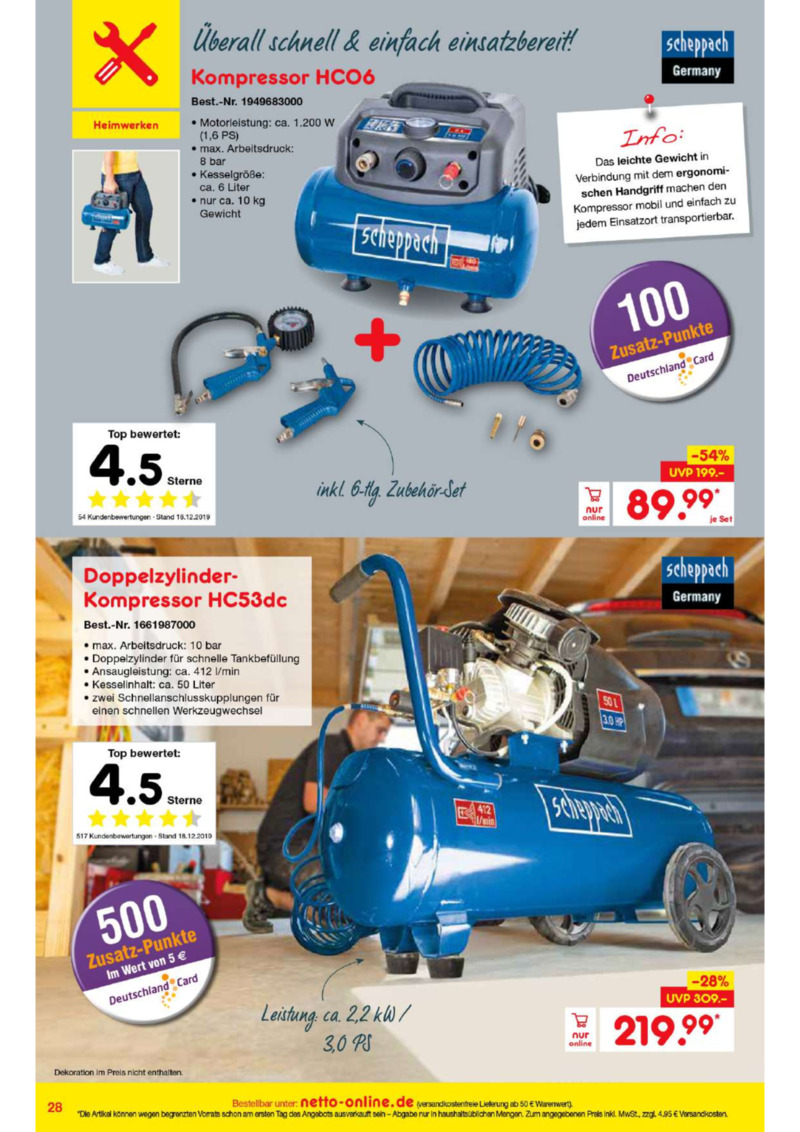 Netto Marken-Discount Prospekt vom 01.02.2020, Seite 27