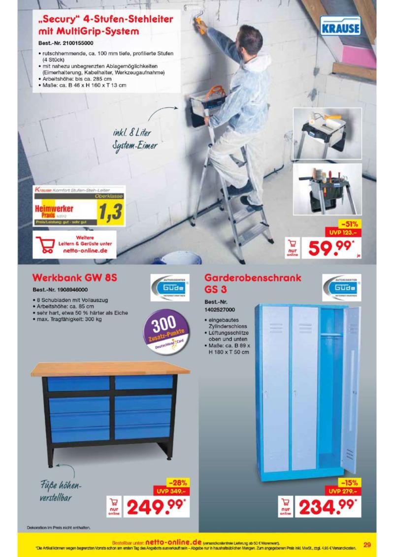Netto Marken-Discount Prospekt vom 01.02.2020, Seite 28