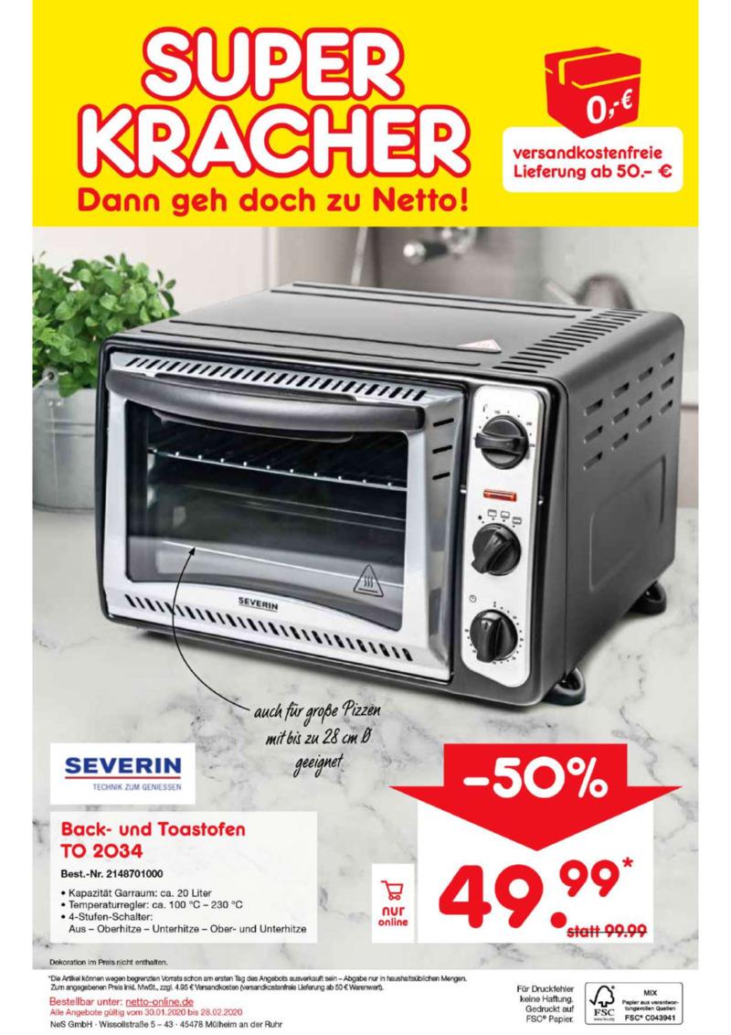 Netto Marken-Discount Prospekt vom 01.02.2020, Seite 31