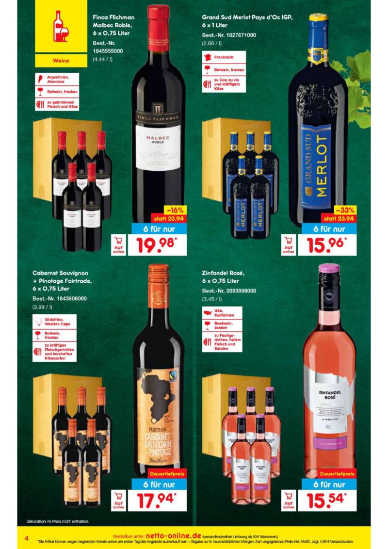 Netto Marken-Discount Prospekt vom 01.02.2020, Seite 3