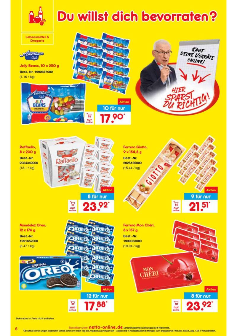 Netto Marken-Discount Prospekt vom 01.02.2020, Seite 5