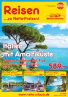 Netto-Reisen Prospekt vom 01.07.2016