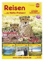 Netto-Reisen Prospekt vom 01.04.2017