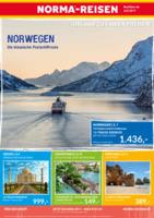 Norma-Reisen Prospekt vom 01.07.2017