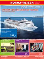 Norma-Reisen Prospekt vom 01.07.2019