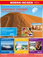 Norma-Reisen Prospekt vom 01.08.2019