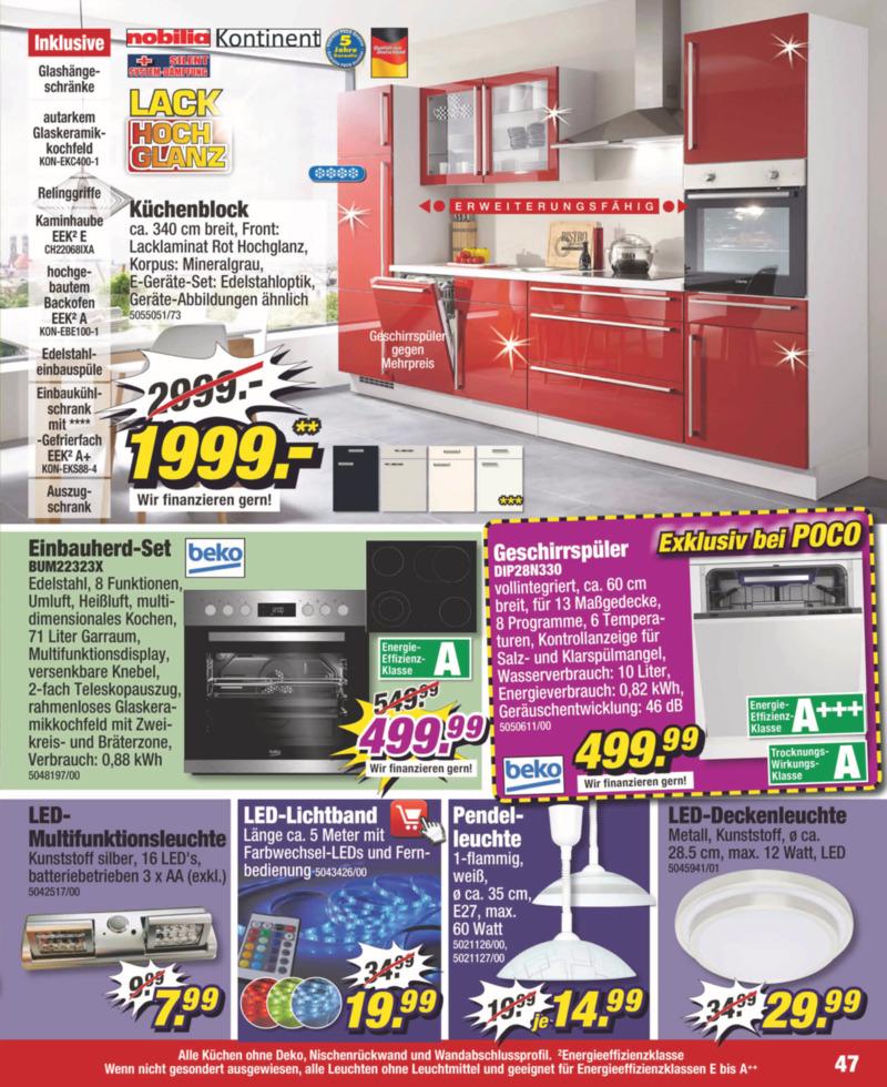 poco einrichtungsmarkt prospekt vom bis bl ttern. Black Bedroom Furniture Sets. Home Design Ideas
