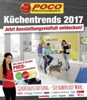 POCO Einrichtungsmarkt Prospekt vom 02.01.2017