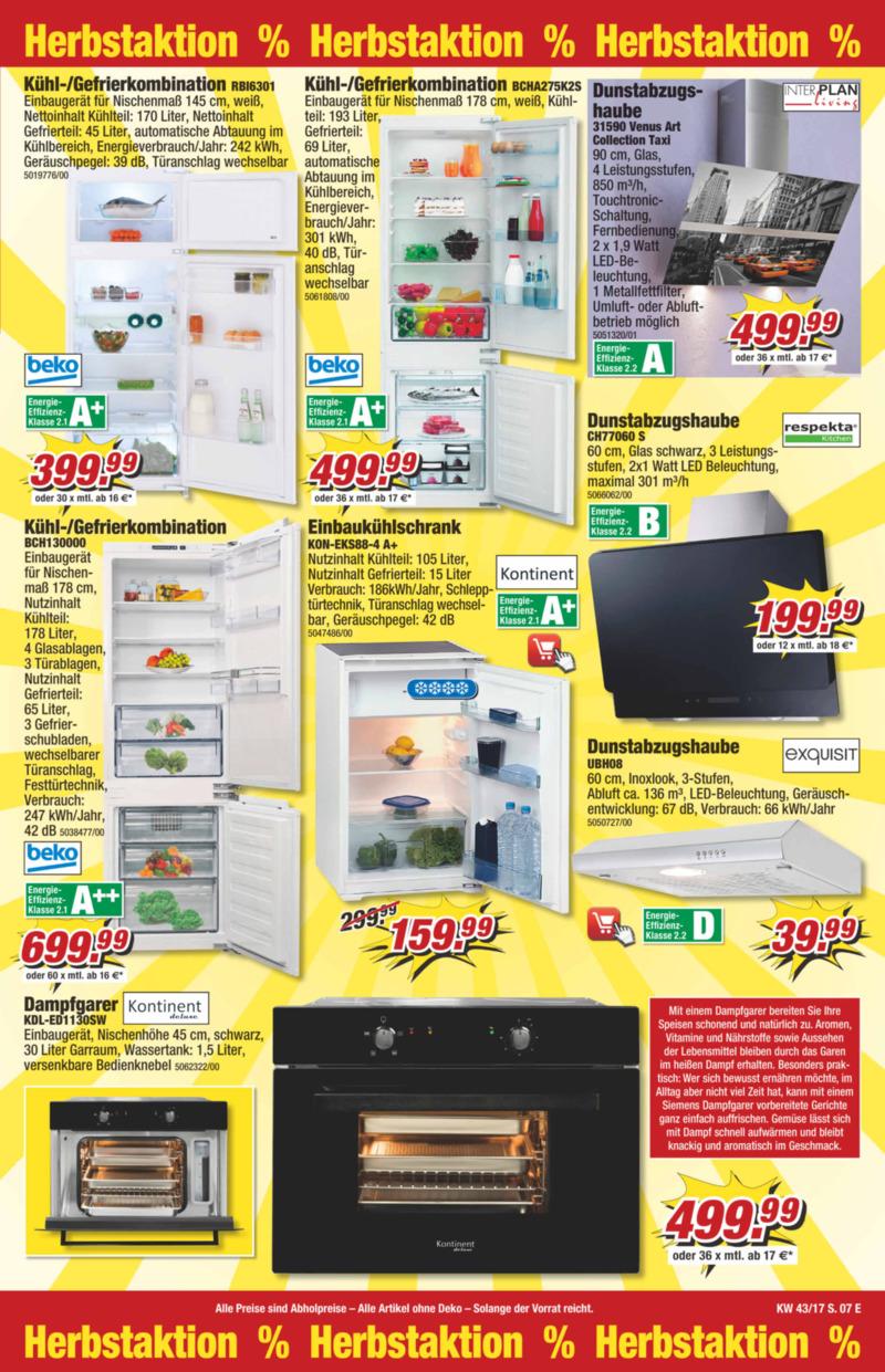 POCO Einrichtungsmarkt Prospekt vom 21.10.2017, Seite 30