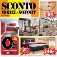 Sconto-SB Prospekt vom 24.08.2016