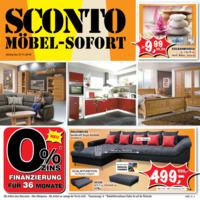 Sconto-SB Prospekt vom 26.10.2016