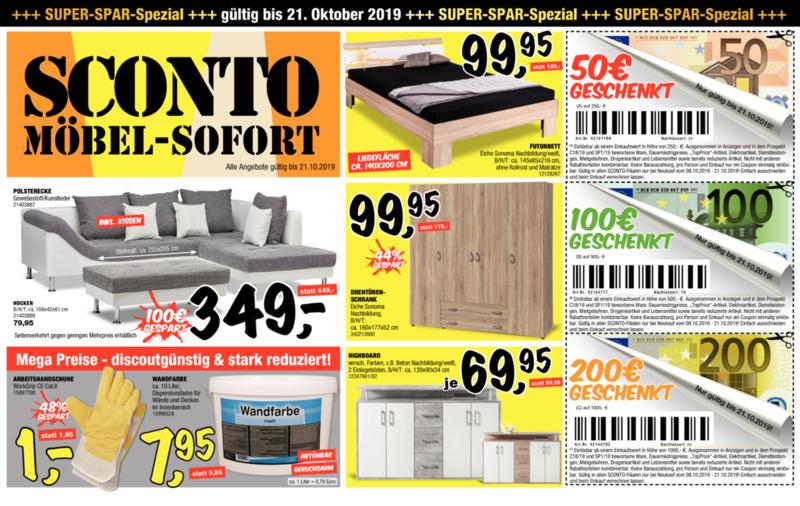 Sconto-SB Prospekt vom 08.10.2019, Seite 12