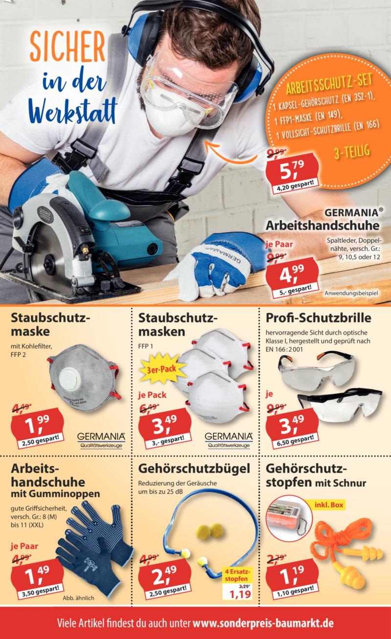 Sonderpreis Baumarkt Prospekt vom 15.07.2019, Seite 11