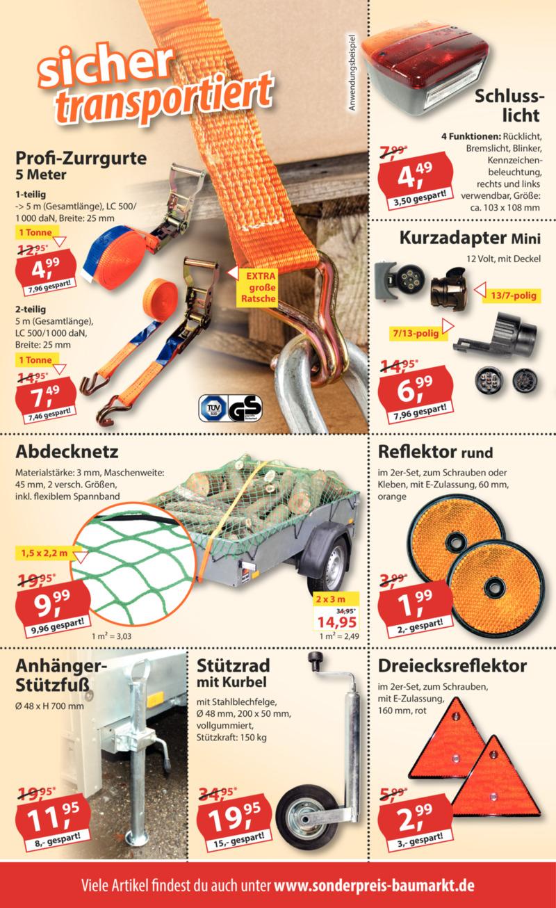 Sonderpreis Baumarkt Prospekt vom 15.07.2019, Seite 5