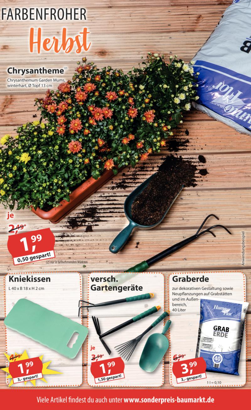 Sonderpreis Baumarkt Prospekt vom 16.09.2019, Seite 5