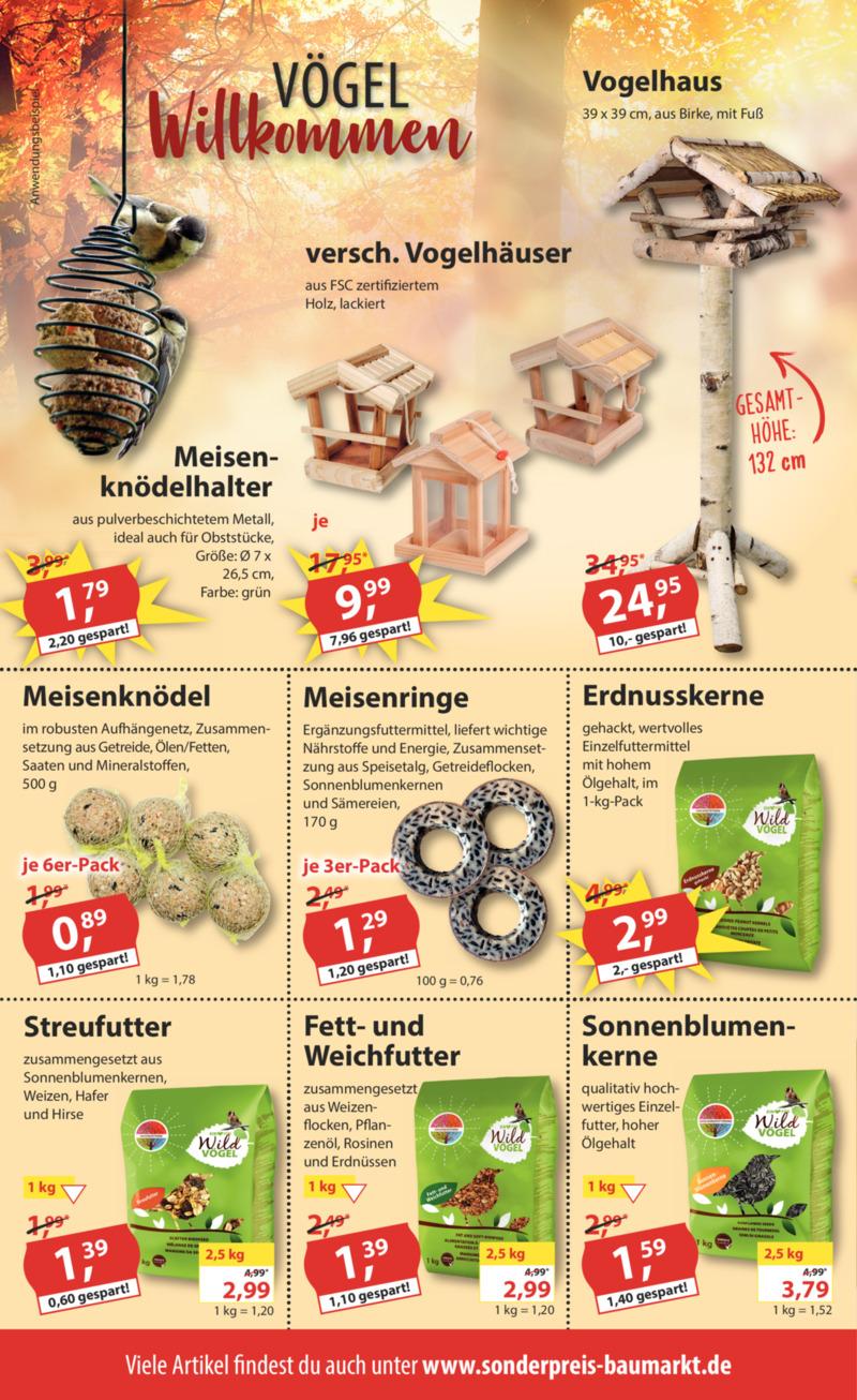 Sonderpreis Baumarkt Prospekt vom 16.09.2019, Seite 7
