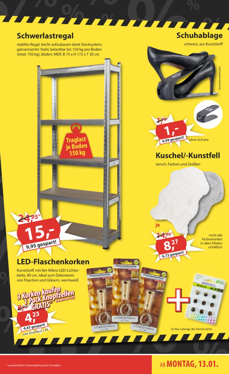 Sonderpreis Baumarkt Prospekt vom 13.01.2020, Seite 2