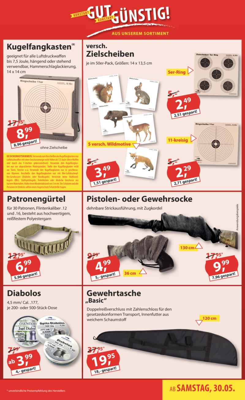 Sonderpreis Baumarkt Prospekt vom 02.06.2020, Seite 18