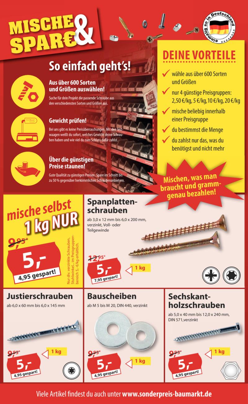 Sonderpreis Baumarkt Prospekt vom 02.06.2020, Seite 19