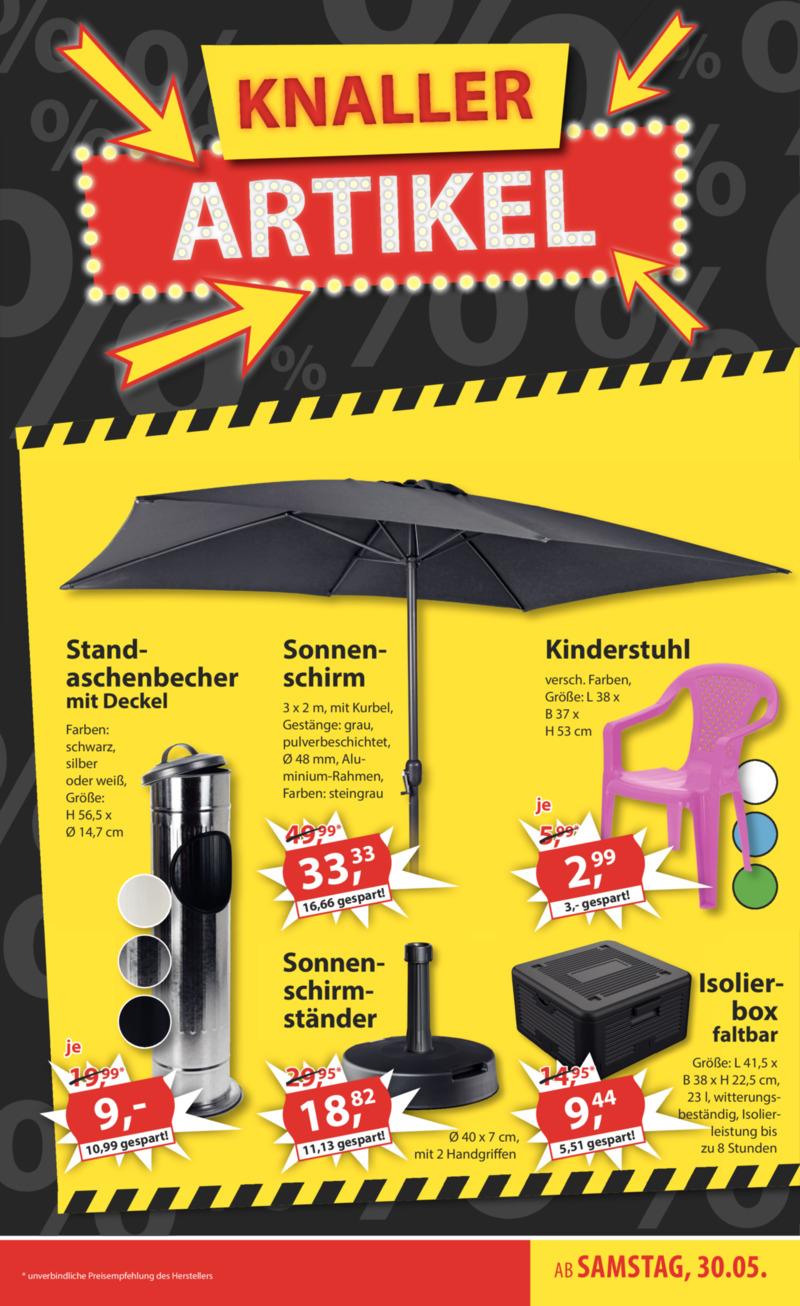 Sonderpreis Baumarkt Prospekt vom 02.06.2020, Seite 20
