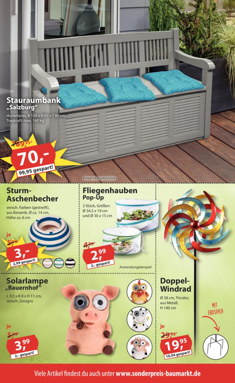 Sonderpreis Baumarkt Prospekt vom 02.06.2020, Seite 5
