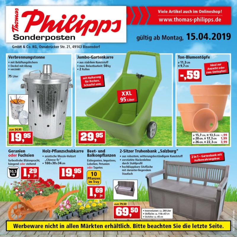 Thomas Philipps Prospekt vom 15.04.2019, Seite