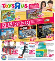 Toys'R'Us Prospekt vom 28.11.2016