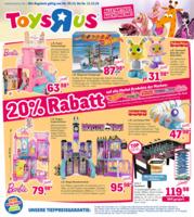 Toys'R'Us Prospekt vom 05.12.2016