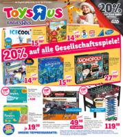 Toys'R'Us Prospekt vom 11.12.2017