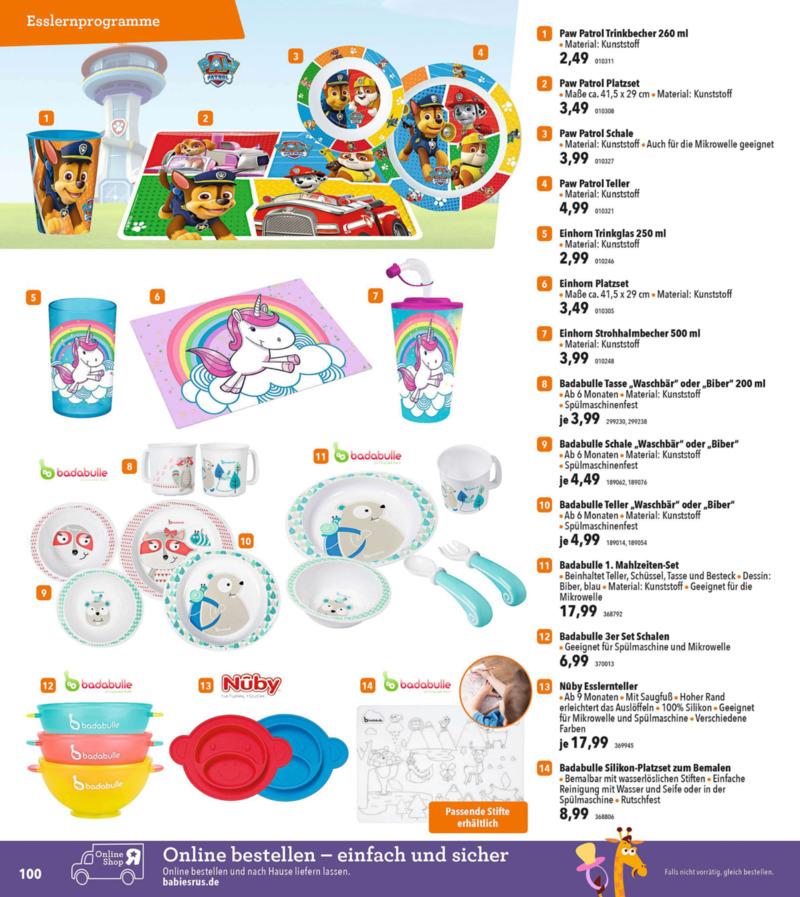 Toys'R'Us Prospekt vom 19.03.2018, Seite 99