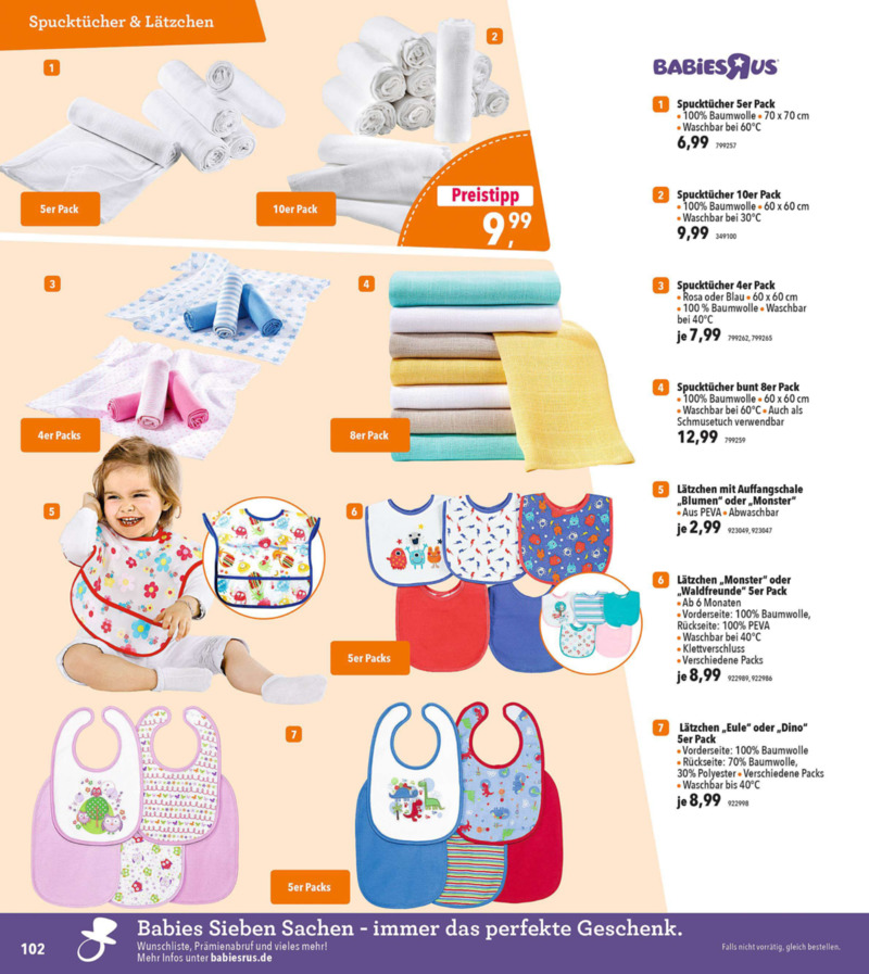 Toys'R'Us Prospekt vom 19.03.2018, Seite 101