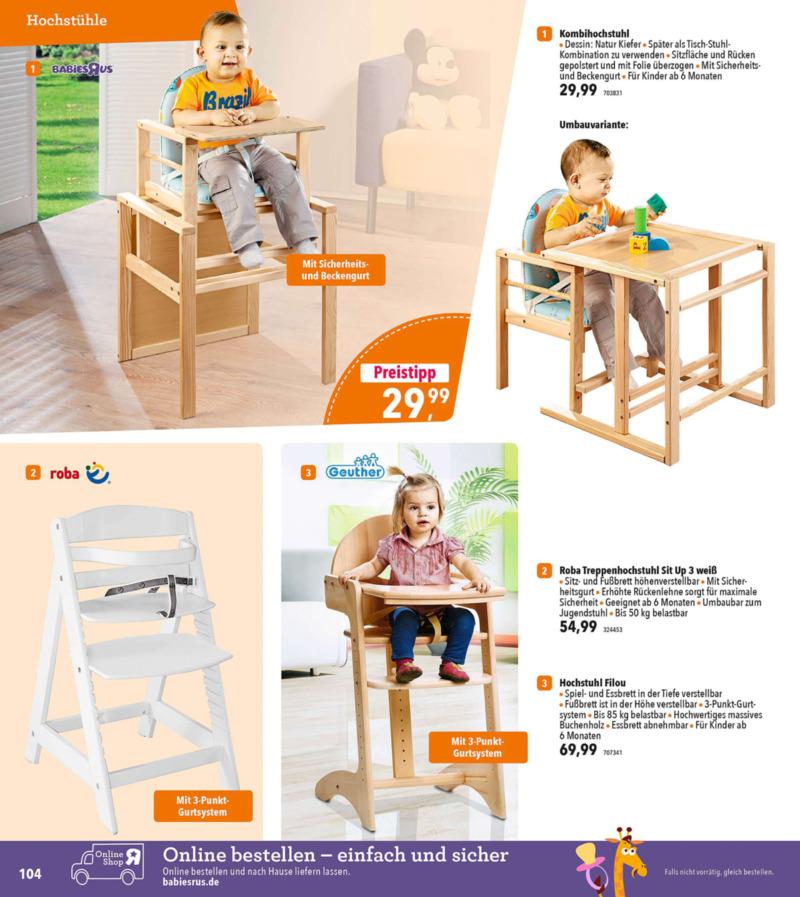 Toys'R'Us Prospekt vom 19.03.2018, Seite 103