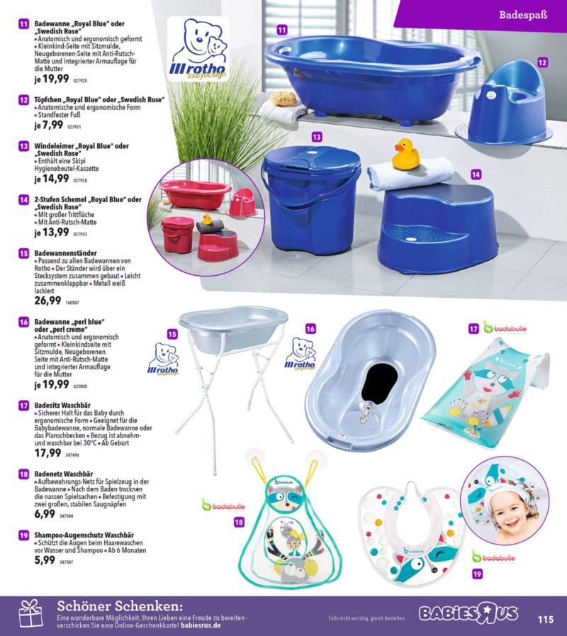 Toys'R'Us Prospekt vom 19.03.2018, Seite 114