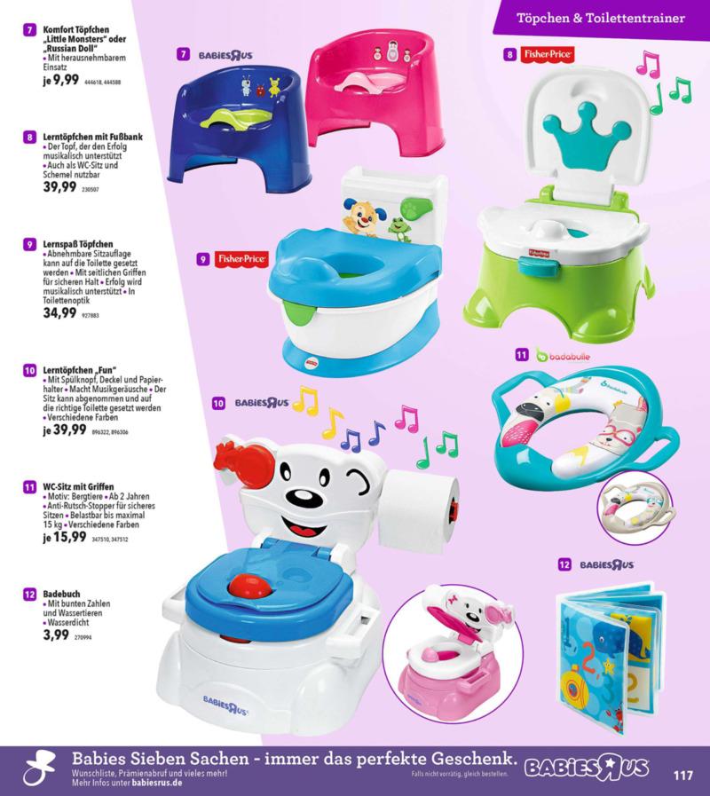 Toys'R'Us Prospekt vom 19.03.2018, Seite 116