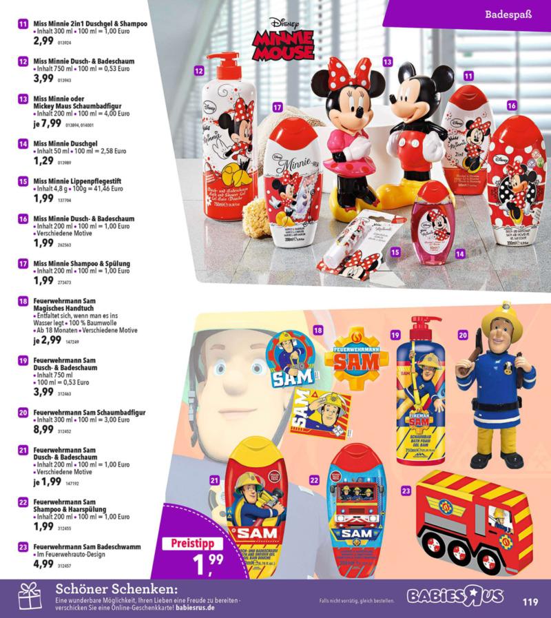 Toys'R'Us Prospekt vom 19.03.2018, Seite 118