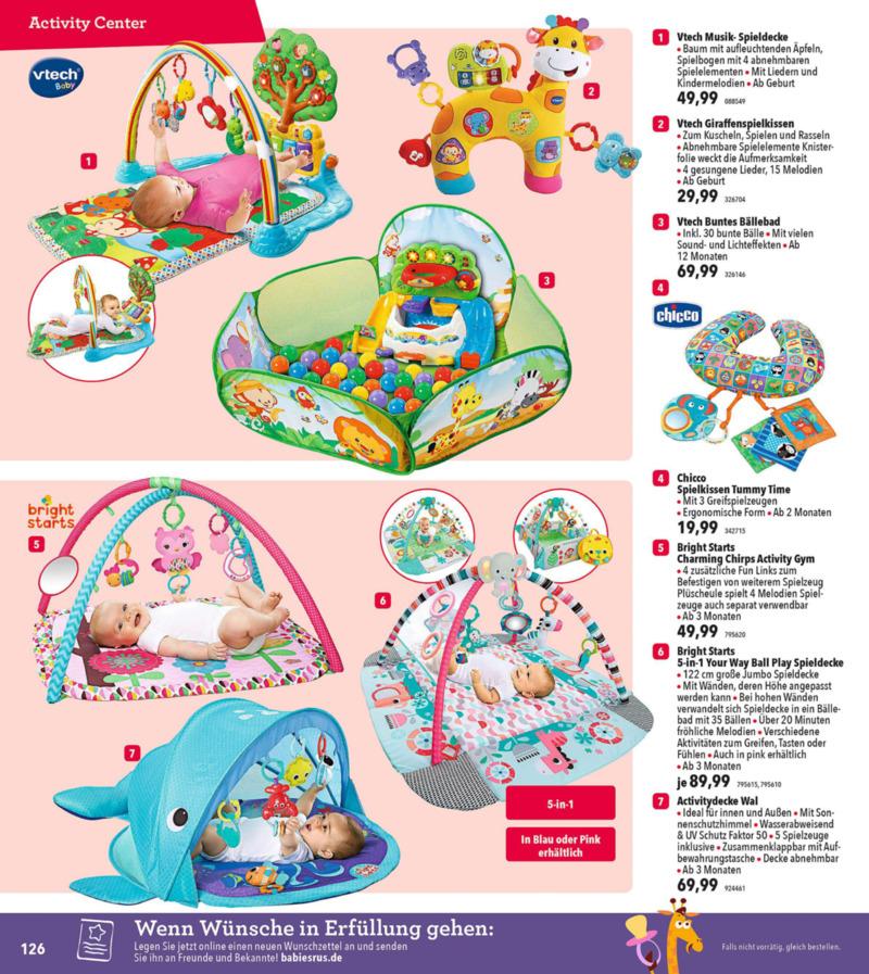 Toys'R'Us Prospekt vom 19.03.2018, Seite 125