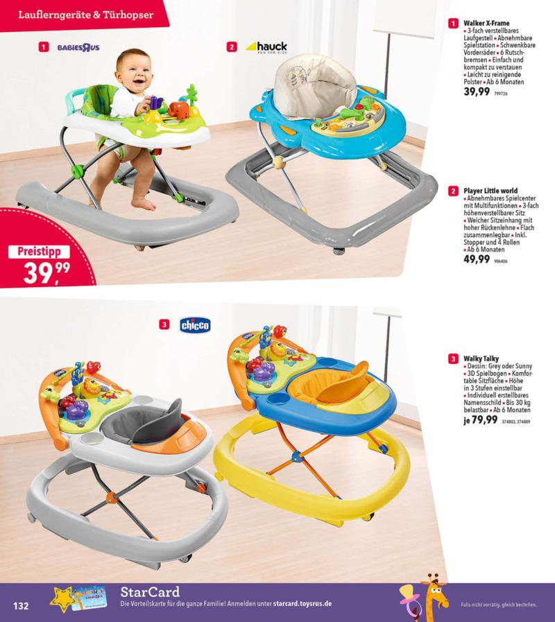 Toys'R'Us Prospekt vom 19.03.2018, Seite 131