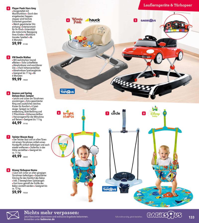 Toys'R'Us Prospekt vom 19.03.2018, Seite 132