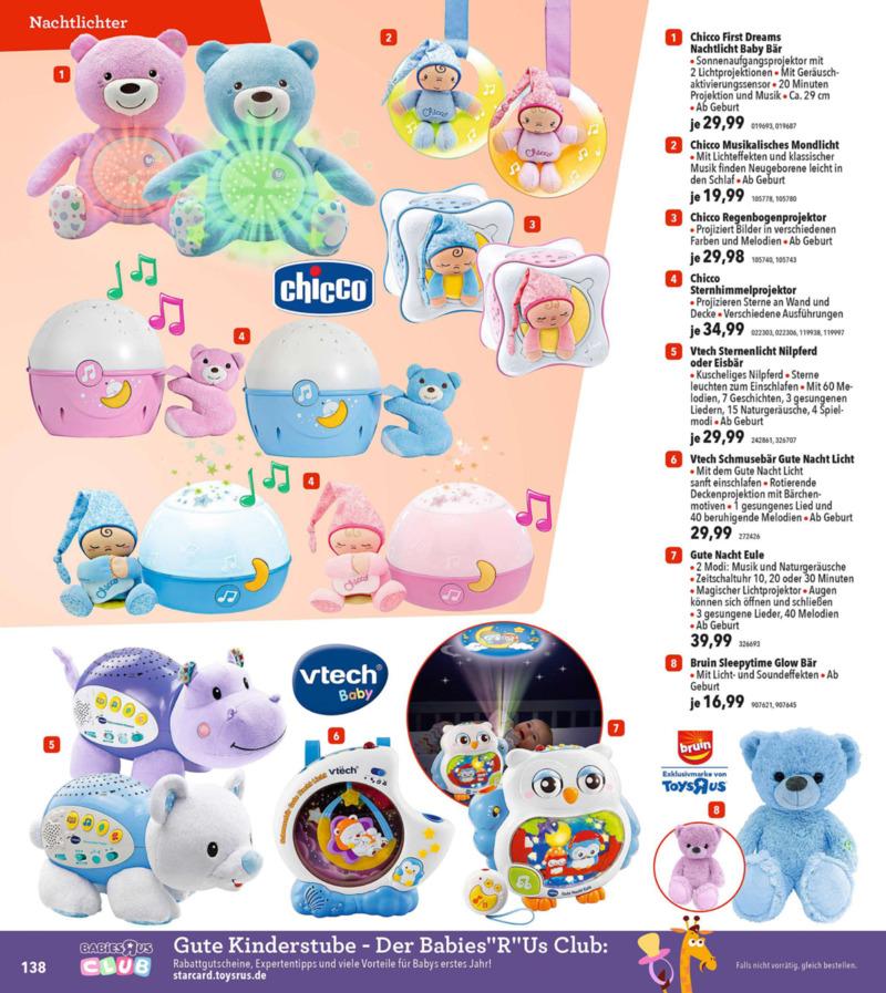 Toys'R'Us Prospekt vom 19.03.2018, Seite 137