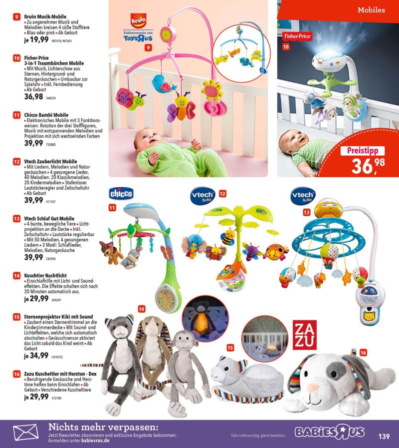 Toys'R'Us Prospekt vom 19.03.2018, Seite 138