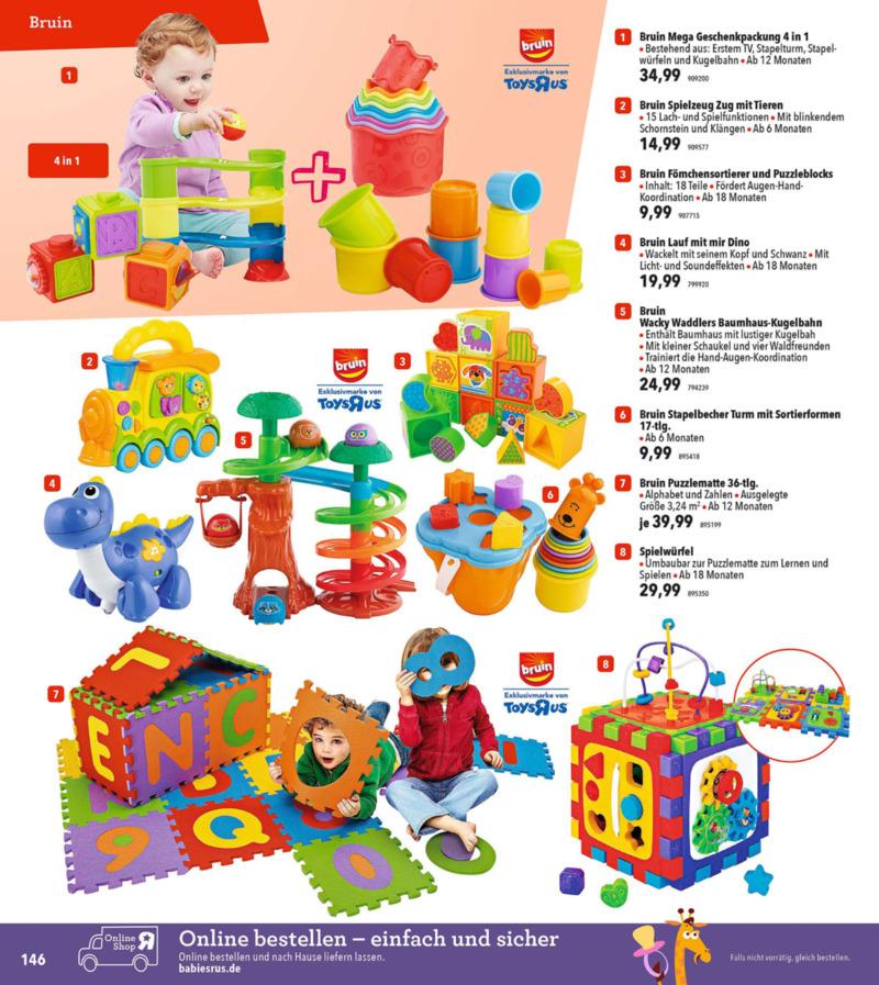 Toys'R'Us Prospekt vom 19.03.2018, Seite 145