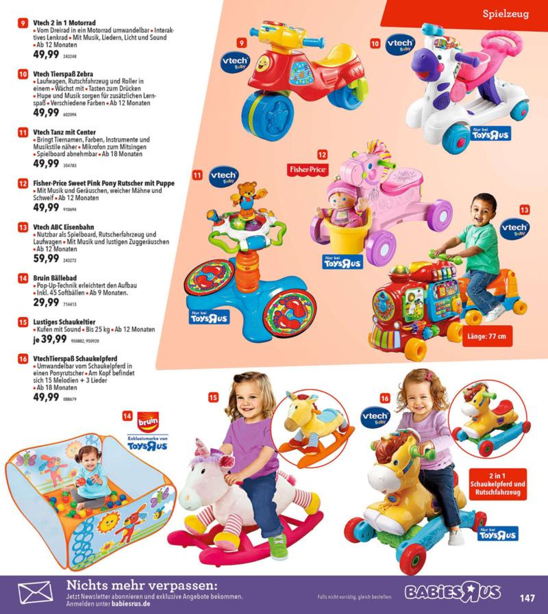 Toys'R'Us Prospekt vom 19.03.2018, Seite 146